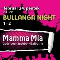 MAMMA MIA - BULLANGA NIGHT