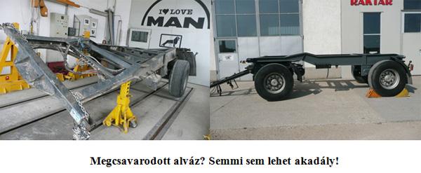Egy kiváló kamionklinika a Veszprém megyei Öskün